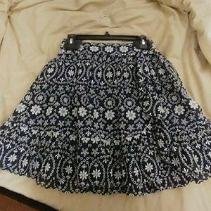 Kate Spade wrap skirt
